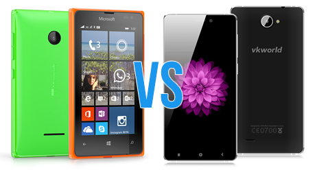 VKWORLD VK700X, Chinese Smart Phones, vs, Lumia 435, Back2Work Complete Training