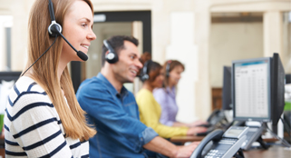 Call Centre Advisers Female Woman Girl LAdy